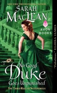 Sarah MacLean book cover