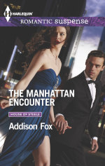 The Manhattan Encounter_Cover