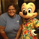 Farrah and Mickey