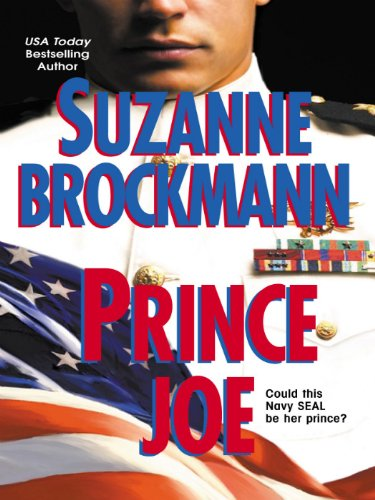 Cover of Suzanne Brockmann's Prince Joe.
