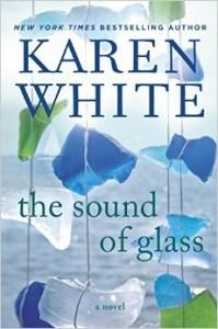white sound of glass