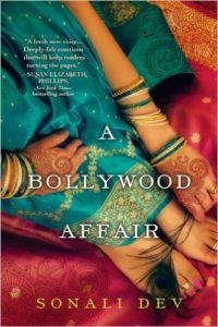 Re-Release of Bollywood Affair has a gorgeous new cover.