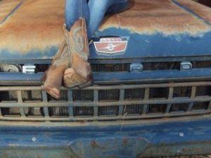 RARM Pickup Truck