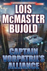 #BookADay 5 – Captain Vorpatril's Alliance