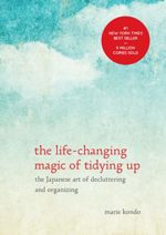 #BookADay-The Life-Changing Magic of Tidying Up